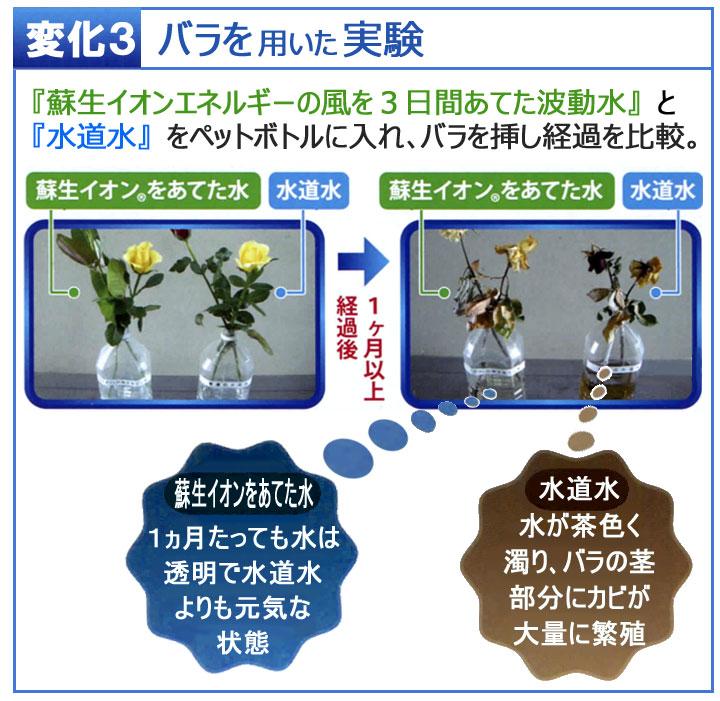 スーパークリーン1番(蘇生実験2)